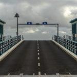 De weg naar Texel