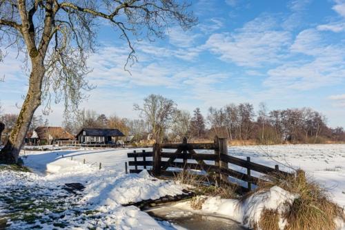 Giethoorn landscape