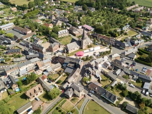 Moyaux centre